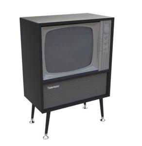 tv electron 3D model
