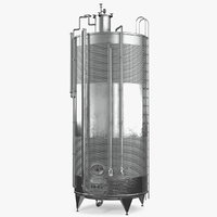 Stainless Steel Wine Tank
