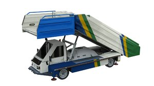 3D vehicle truck
