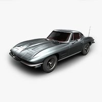 Corvette Stingray 63