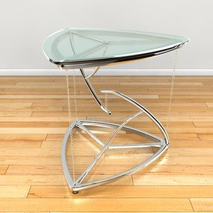 tensegrity table 3D model