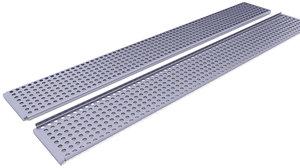 mat traction ramp 3D model
