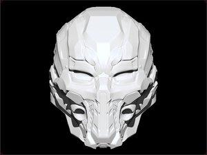 3D mortal kombat x model
