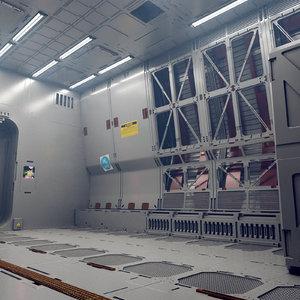 set rendering 3D