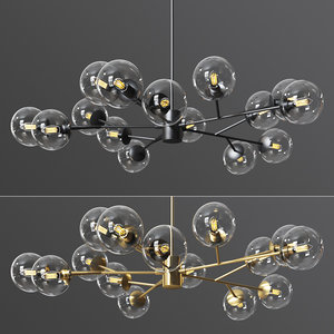 orion 15 light pendant model