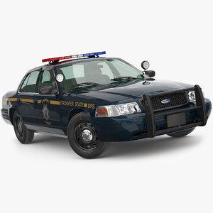 victoria police model