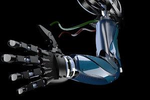 protesis brazo model