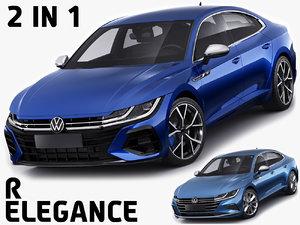 3D model elegance r