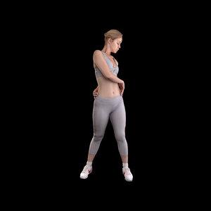 - scanning 3D model