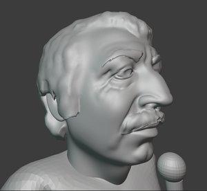 3D muslum gurses