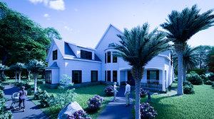 euro house design model
