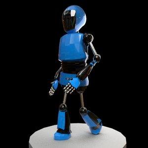 3D small robot