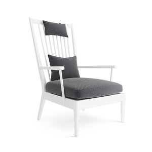 lotta chill-out chair armchair 3D model