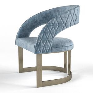 3D chair smania
