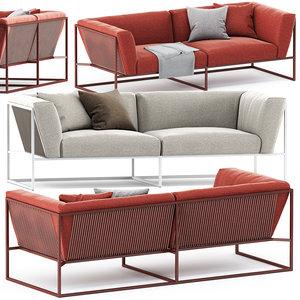 3D arpa sofa