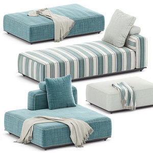 3D hybrid outdoor sofa set4