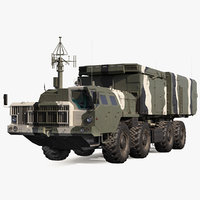 S300 Flap Lid B Tracking and Missile Guidance Radar Camo