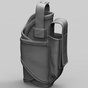 pistol holster 3D