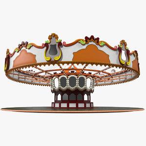 park carousel model