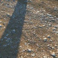 Summer dirt road 25 meters