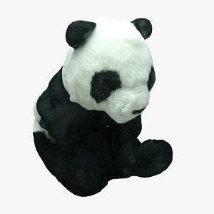 3D plush animal