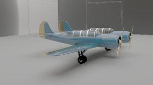 3D aiplane
