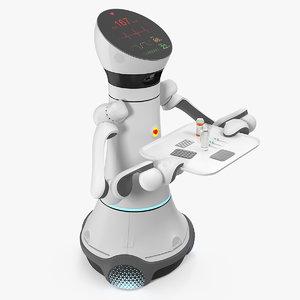 4 medicine careobot 3D model