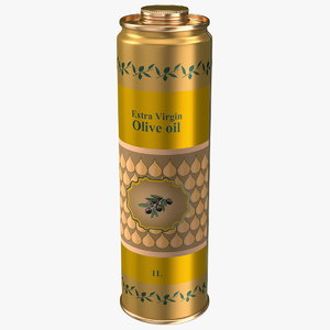 3D olive oil 1 litre