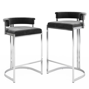eichholtz dante bar stool 3D model