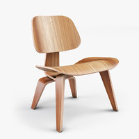 Plywood Lounge Chair by Charles Eames
