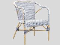 Madeleine ratan armchair by sika design
