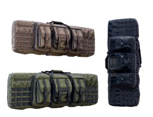 tactical weapon bag backpack 3D