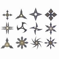 Collection shuriken