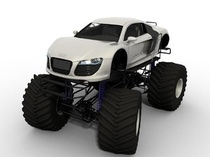 3D monster r8