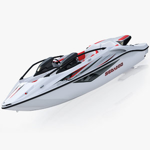 obj sea-doo speedster 200