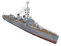 Fletcher Battleship