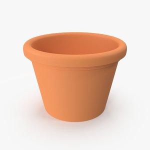 terra cotta 3D model