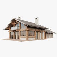 Fachwerk Modern House(1)