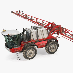 agrifac condor 5 crop model