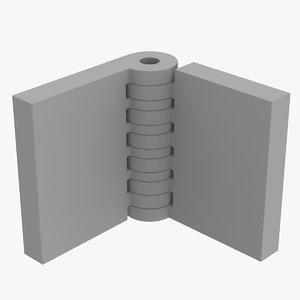 hinge function stl 3D model