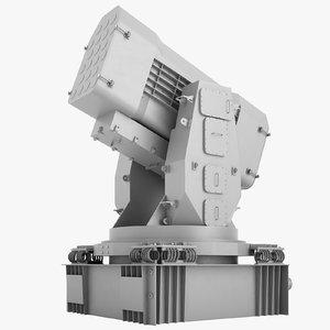 3D mk 49 launcher