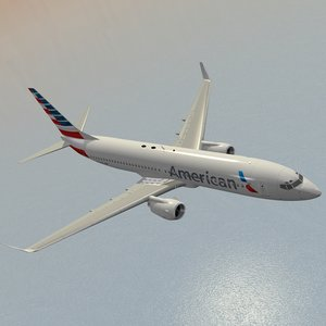 boeing 737-800 american airlines max