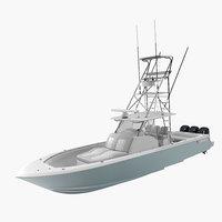Contender 39 FA Sport Fishing Boat