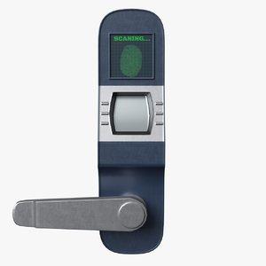 biometric lock model