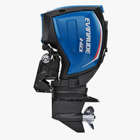 Outboard Motor Evinrude E-TEC G2