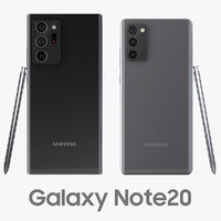 Samsung Galaxy Note 20 Ultra and Note 20
