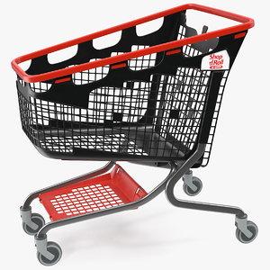 3D araven shopping cart loop