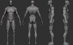 male1 model