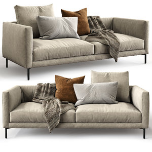 3D interface sofa model