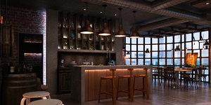 3D cafe baraka